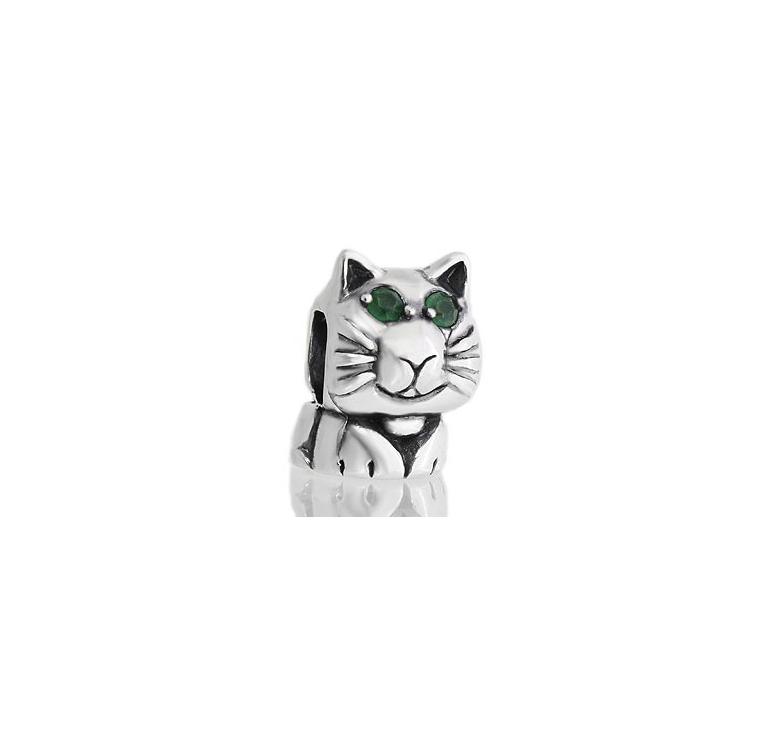 abalorio gato pandora