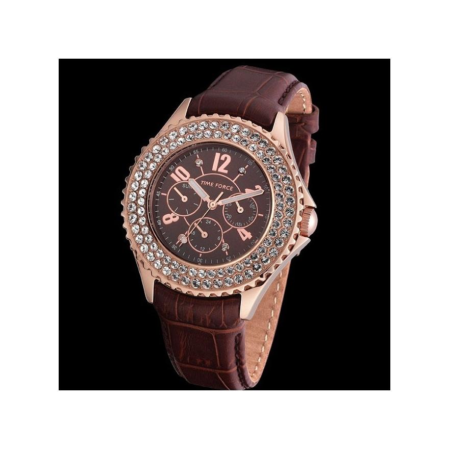 82b61ee3e0c7 Compra al mejor precio RELOJ TIME FORCE TF3299L14 en la tienda de ...