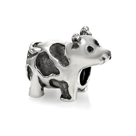 abalorio vaca pandora