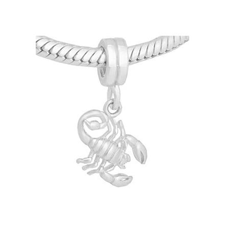 Abalorios colgante escorpio