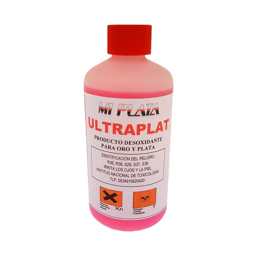 26c737567402 Compra al mejor precio Liquido DESOXIDANTE profesional para limpiar ...