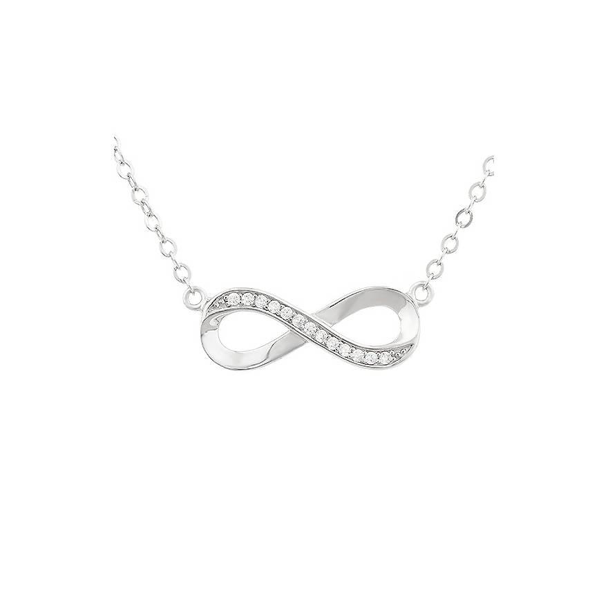 38cb95be61dc Colgante del infinito con cadena - Mi Plata