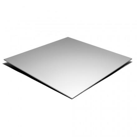 Lamina de plata 0.8 mm. 250 mm. x 250 mm.