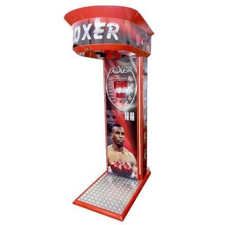 Maquina boxer punch Backser