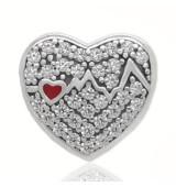 Abalorio corazón medico