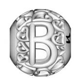 Abalorio Letra B