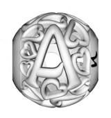 Abalorio Letra A