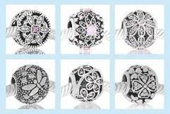 abalorios pandora signos del zodiaco
